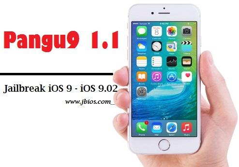 Pangu iOS 9
