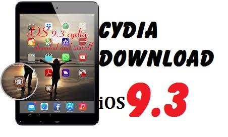 iOS 9.3 Cydia download